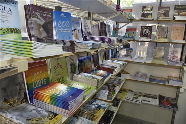 Cartilhas, boletins e separatas serão distribuídas gratuitamente no estande da ALRS