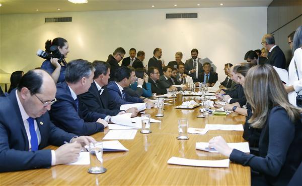 Reunião de Líderes