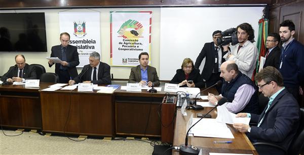 Comissão de Agricultura, Pecuária e Cooperativismo