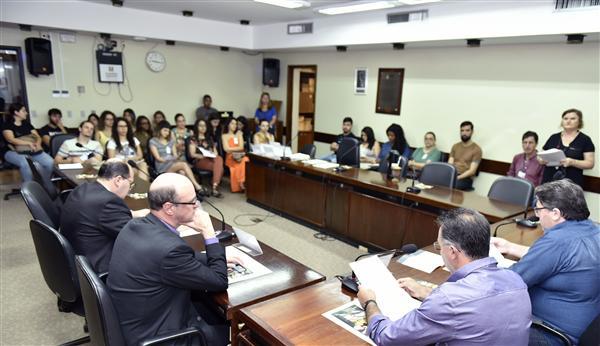Comissão de Saúde e Meio Ambiente