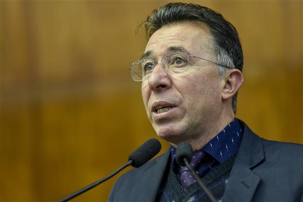 Valdeci foi eleito para o terceiro mandato na AL com  57.840 votos