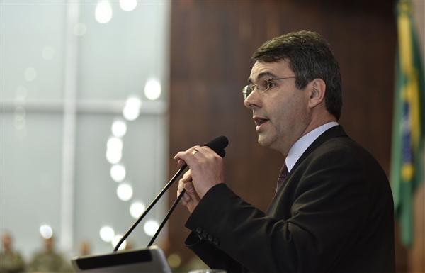 Fábio Branco conquistou seu segundo mandato na AL