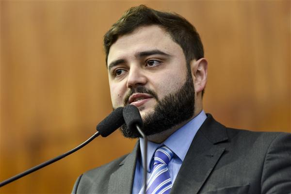 Gabriel Souza foi reeleito para o segundo mandato na AL com 52.953 votos