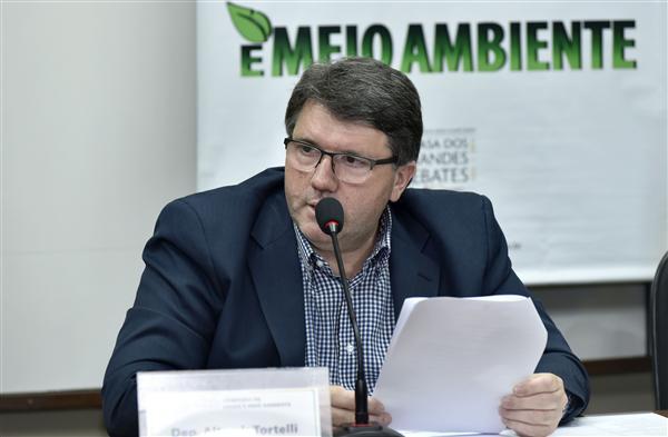 Comissão de Saúde e Meio Ambiente é presidida pelo deputado Altemir Tortelli