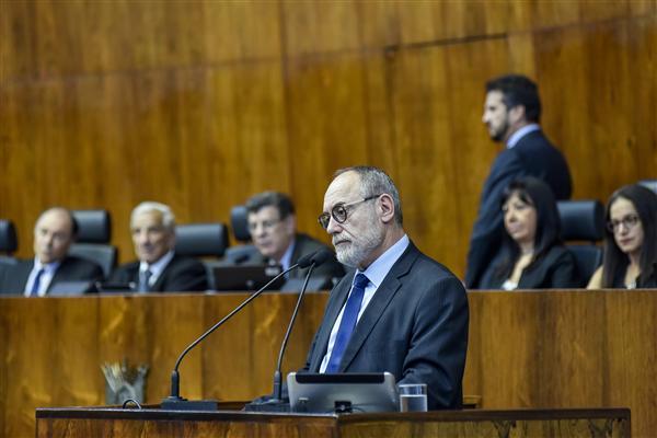 Deputado Pedro Ruas é o proponente da Comissão Especial