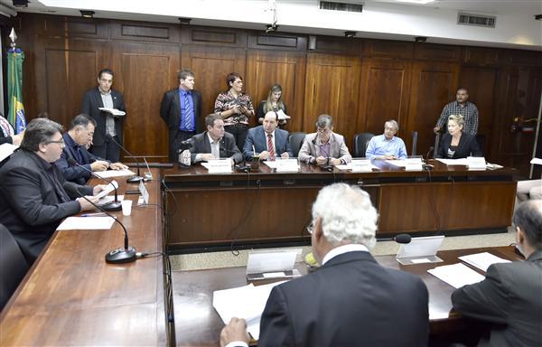 Deputada Regina acompanha votação de seu requerimento de Audiência Pública