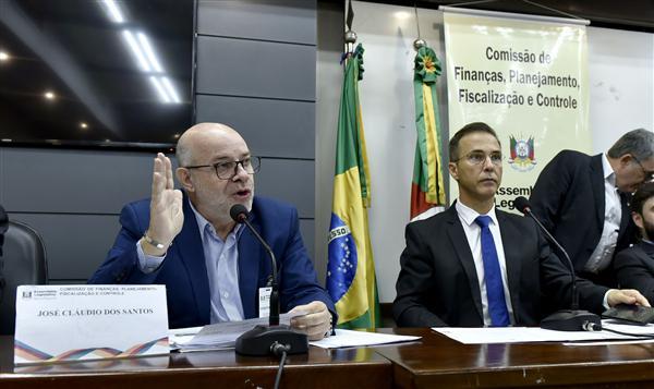 José Cláudio teve nome aprovado por unanimidade