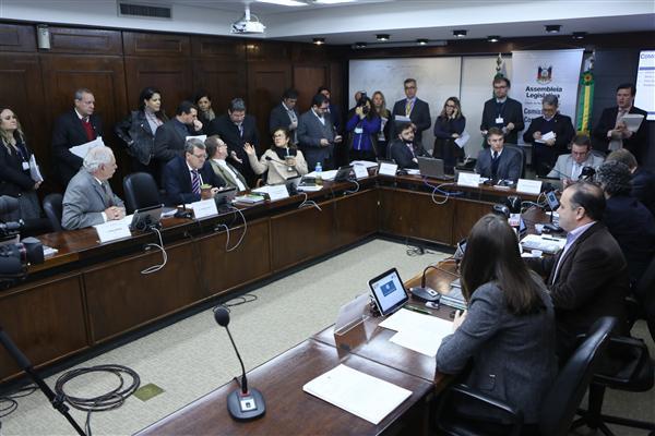CCJ realizou 31 reuniões ordinárias e uma audiência pública ao longo de 2018