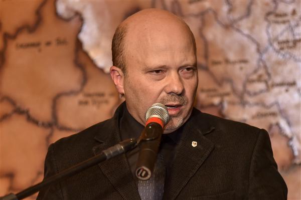 Presidente da Assembleia Legislativa, deputado Marlon Santos, participa do lançamento da Fenarroz