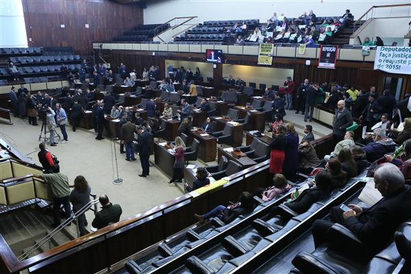 AL retoma atividades de comissão e plenário no dia 1º de agosto
