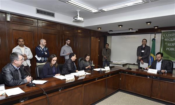 Comissão realizou 30 reuniões ordinárias e 10 audiências públicas