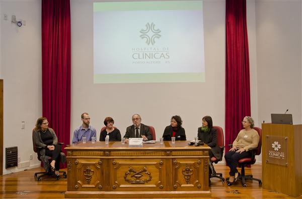 Especialistas discutiram tema em audiência conduzida por Pedro Ruas no HCPA*