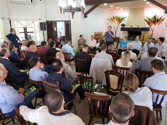 Em Pelotas, Lara lança o Cresce RS para Zona Sul