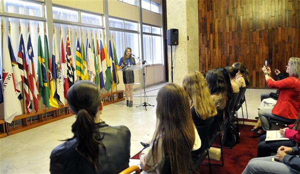 Prêmio Meninas Olímpicas tem projeto para ser institucionalizado pela AL