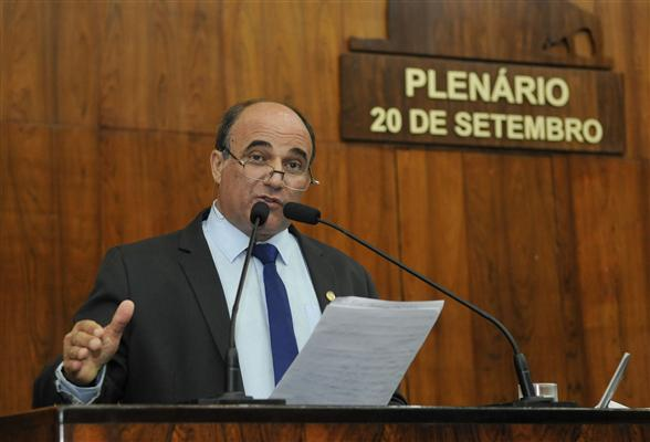 Deputado Zé Nunes na tribuna