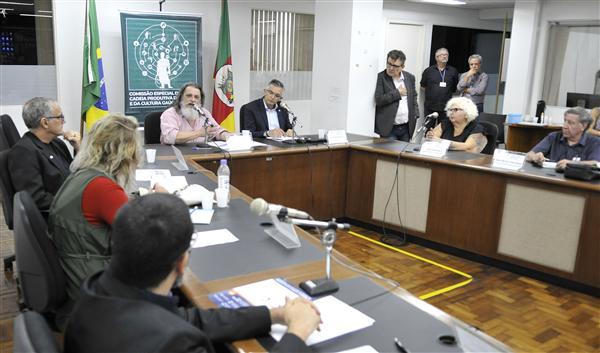 Comissão Especial da Cadeia Produtiva da Música e da Cultura Gaúcha