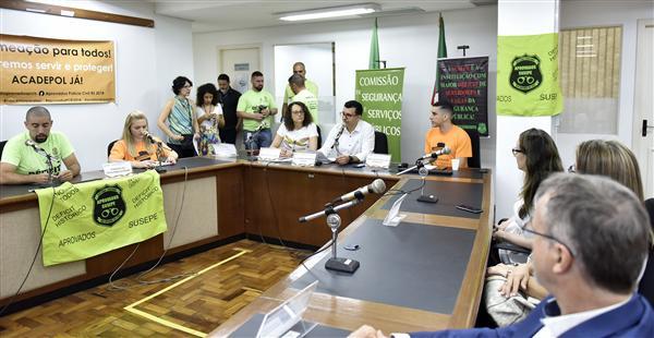 Comissão de Segurança e Serviços Públicos-audiência pública