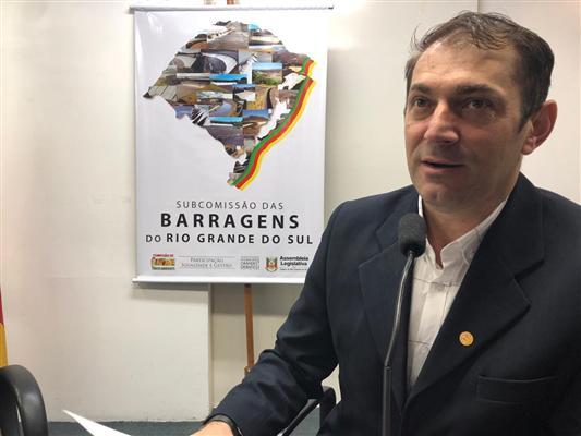 Deputado Paparico Bacchi é o relator da subcomissão