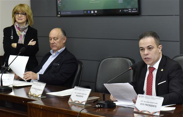 Elizandro Sabino antecipou que escolha do relator da LDO na comissão deve ocorrer nesta quinta-feira