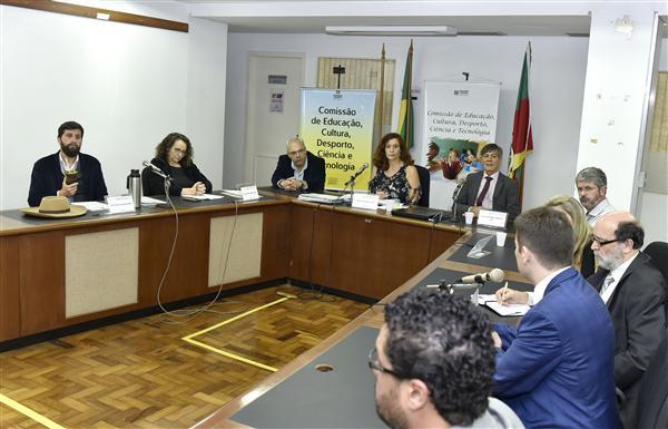 Comissão de Educação, Cultura, Desporto e Tecnologia