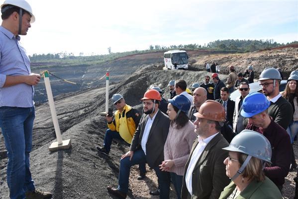 Visita proposta pelo deputado Gabriel Souza aconteceu nos municípios de Butiá e Minas do Leão
