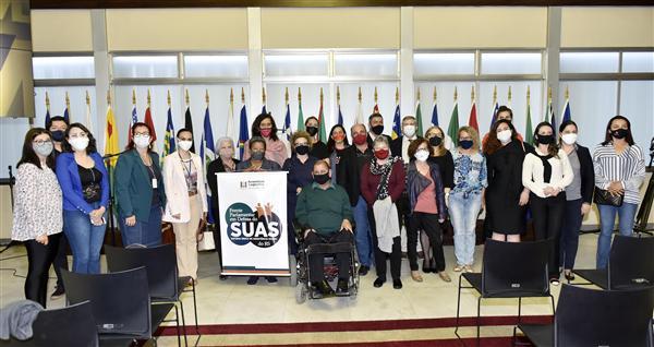 Frente Parlamentar em Defesa do Sistema Único de Assistência Social do RS. A proposição é do deputado Zé Nunes (PT)