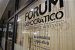Fórum Democrático foi criado em 1999