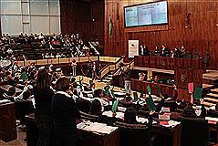 Sessão Plenária do Estudante em 2013 envolveu 700 pessoas entre alunos, professores e autoridades