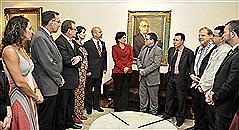 Embaixadora cubana no Brasil foi recebida pelo vice-presidente e deputados gaúchos