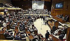 Assembleia gaúcha conta com 16 representações partidárias
