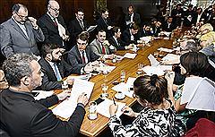 Reunião de líderes definiu pauta de votações desta terça-feira
