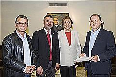 Pleito será encaminhado pela presidência do parlamento ao governo federal