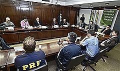 Audiência pública foi realizada na sala Maurício Cardoso