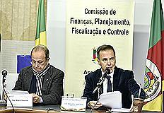 Comissão de Finanças é um dos três grupos técnicos com reuniões ordinárias nesta manhã