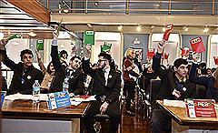 Estudantes da 7ª série até o 3º ano do Ensino Médio participam do programa