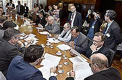 Líderes definiram pauta de votações desta terça-feira